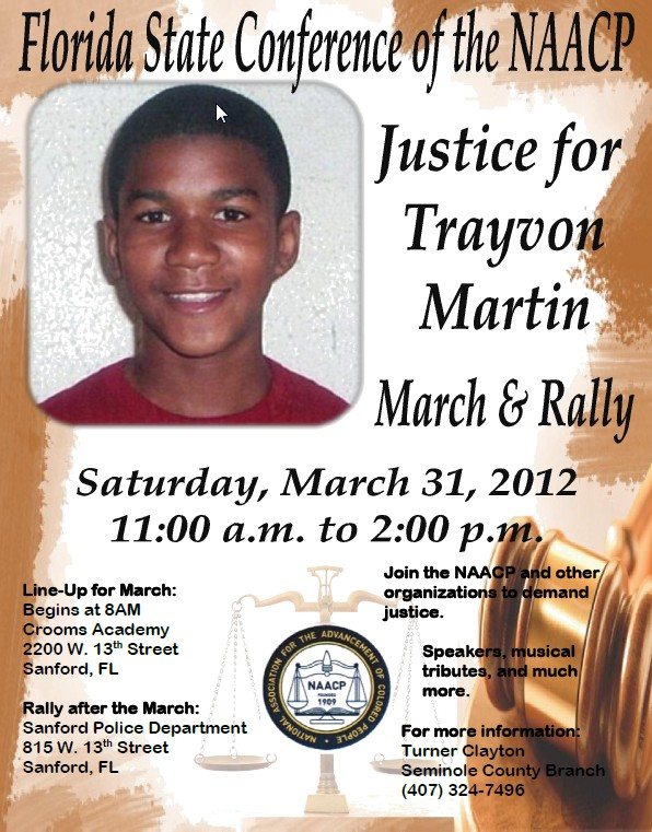 trayvonmartinmarch